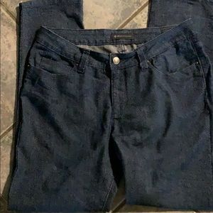 Lee perfect fit skinny jeans size 14